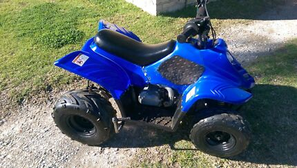 125cc 4 speed Manuel quad bike St Marys Penrith Area Preview