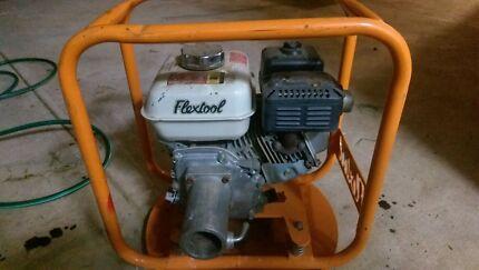 Flexitool motor with frame and vibrator att Burton Salisbury Area Preview
