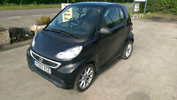2013 Smart fortwo 1.0 Passion motorhome tow car braked a-frame tow-car