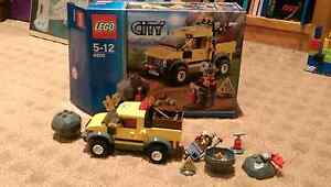 Lego City Mining Ute Mermaid Waters Gold Coast City Preview