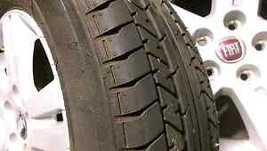 225/65/17 Almost New Tyres. Braddon North Canberra Preview