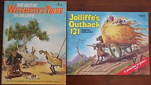 Best of Witchetty's Tribe by Jolliffe 1980+Jolliffe's Outback 131 North Willoughby Willoughby Area Preview
