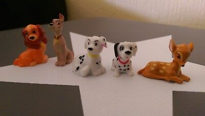 Zaini Animal Friends 5 Figuren ohne BPZ (2005)