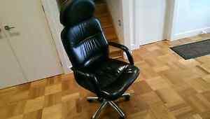Executive leather chair. Bentleigh East Glen Eira Area Preview