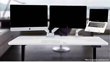 Height Adjustable Desk Sit Stand Office Desks Widest Range Melbourne CBD Melbourne City Preview