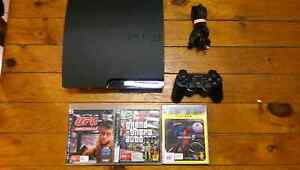 Sony PlayStation 3 with 15 games ps3 St Marys Penrith Area Preview