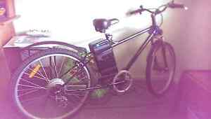 Electric mountain bicycle -motor included Coffs Harbour Coffs Harbour City Preview