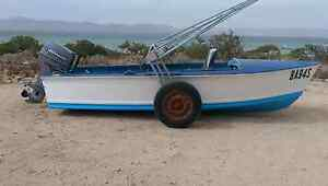 Fishing boat 4.2 metres Port Augusta Port Augusta City Preview