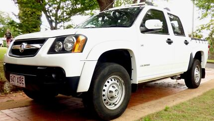 2009 Holden Colorado LX RC Auto Double Cap Toowoomba Toowoomba City Preview
