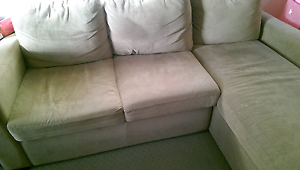 Sofa bed used Spotswood Hobsons Bay Area Preview