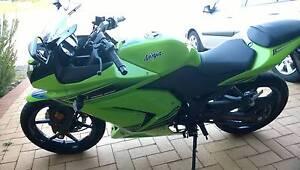 2012 limited edition Ninja Kawasaki Secret Harbour Rockingham Area Preview