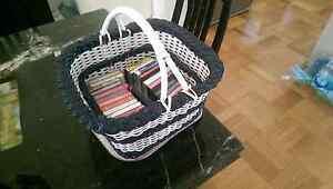Basket full of musical memories. Bentleigh East Glen Eira Area Preview