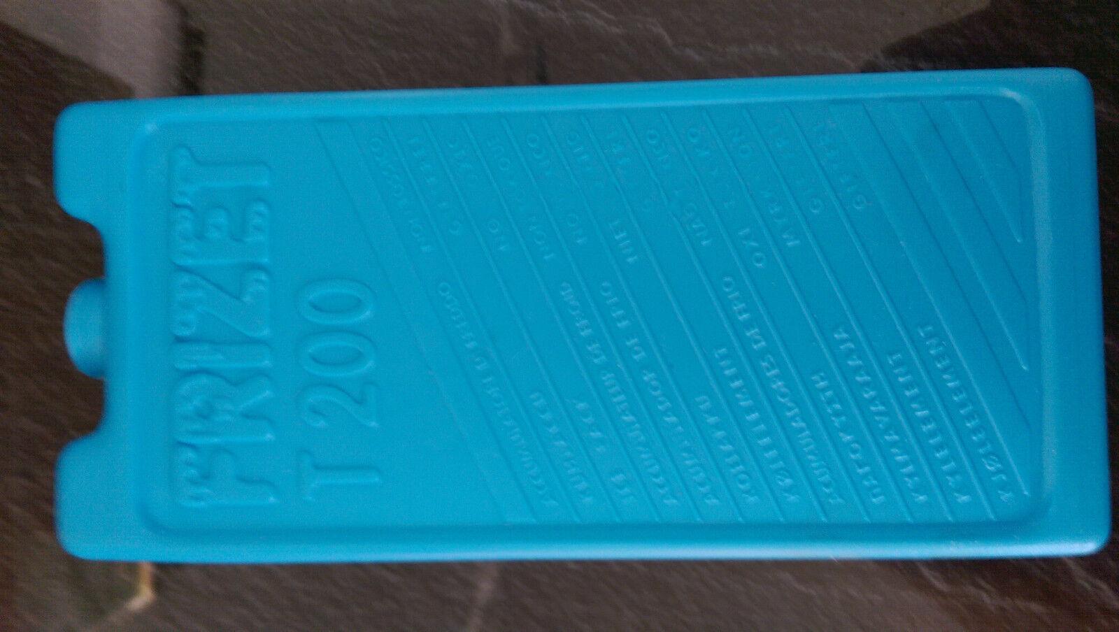 1 Stk Kühlakku ca 200ml, Frizet  GHIACCIO  T200 , blau…  