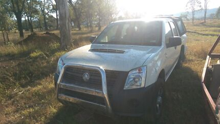 Holden rodeo parts Rosevale Ipswich South Preview