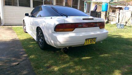 Nissan 180SX SR20DET Parramatta Parramatta Area Preview