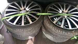 Mag wheels 19 inch 5x112  euro cars Prairiewood Fairfield Area Preview