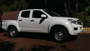 Isuzu d/max sx 2013 Albany Albany Area Preview