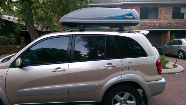 Thule Roofbox Roofpod for hire | Other Parts & Accessories ...