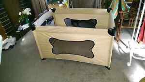 Small dog canvas cot Normanville Yankalilla Area Preview