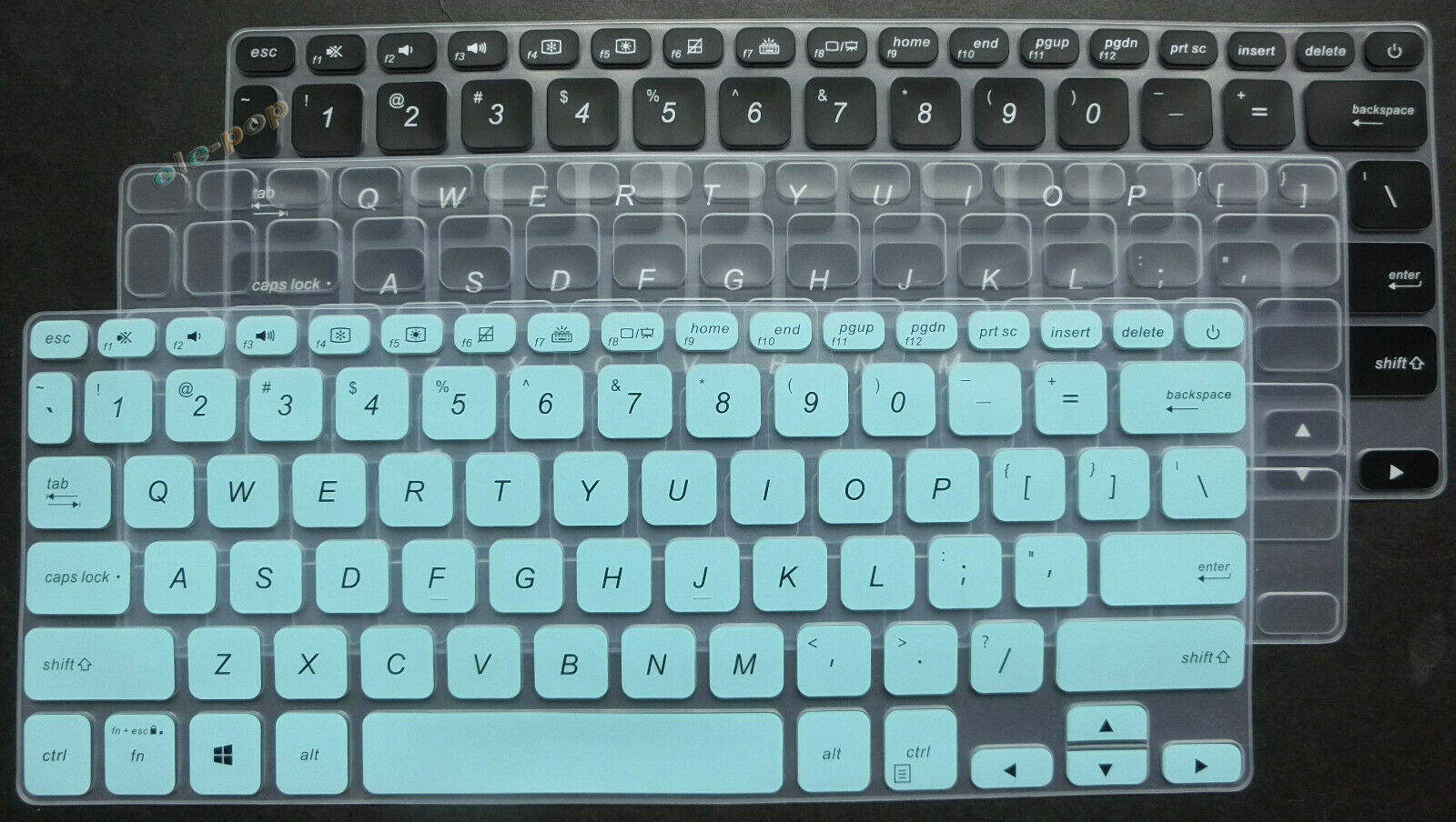 Keyboard Skin Cover for Asus Vivobook S430 S430FN S430UN S43
