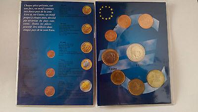 Monaco 1 Cent - 2 Euro 2001 bankfrisch gebraucht kaufen  Hückelhoven