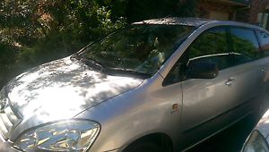 Toyota 7 seat 2002 Jesmond Newcastle Area Preview