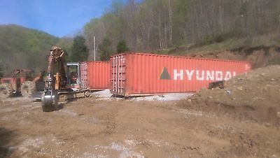 40ft Hc Shipping Container Storage Container Conex Box In Salt Lake City Ut
