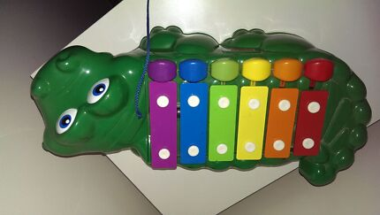 CROCODILE XYLOPHONE***EXCELLENT CONDITION*** Hazelbrook Blue Mountains Preview