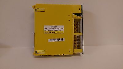 New Old Stock Fanuc 2 Channel Analog Output Module A03b-0807-c052