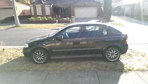 Holden Astra CD 2000 (RWC&REGO) South Morang Whittlesea Area Preview