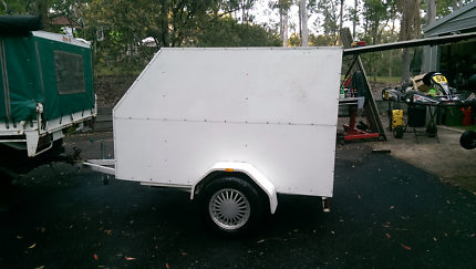 Enclosed kart/bike trailer for sale