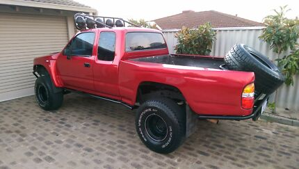Hilux turbo prerunner style  High Wycombe Kalamunda Area Preview