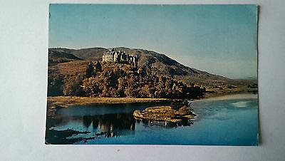 Carbisdale Castle nr Invershin, Sutherland  1961 colour  postcard