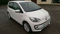 2012 Volkswagen up! High Up motorhome tow car braked a-frame towcar