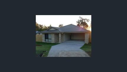 Redbank Plains Rent 4 Bedroom, 2 Bath, 2 Car, Aircon, NBN,  Pet F