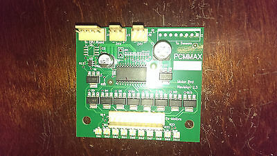 9 Channel Motor Control Board For Snack Motors On Rs800 Pc700 Nv2020 Feh-b12