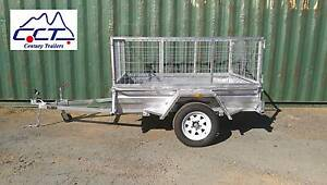 6X4 Box Trailer Solid Axle ATM 750kg Package - END OF YEAR SALE Rocklea Brisbane South West Preview