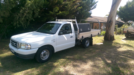Ford courier ute 2006  REG AND RWC