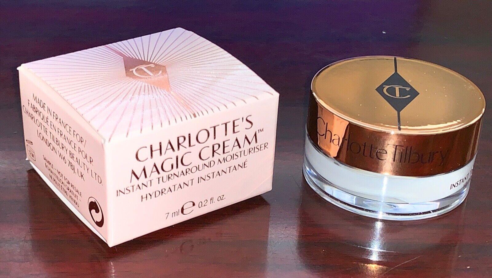 Charlotte Tilbury Charlotte's Magic Cream Travel Size 7 ml 0
