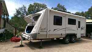 2009 Jayco Sterling outback 20.64-2.OB.9ST Laidley Lockyer Valley Preview