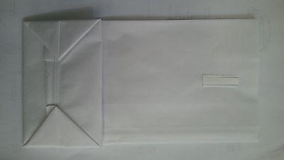 20 Einmal Brechbeutel Spuckbeutel Kotztüte aus Papier