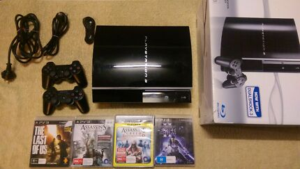 Ps3 16 games Sony PlayStation 3 with original box St Marys Penrith Area Preview