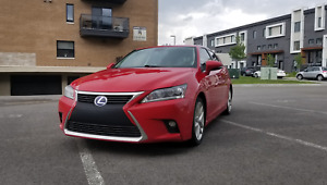 Lexus CT200h 2014 groupe PREMIUM