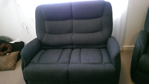 Almost new 3 piece lounge suite including two electric recliner Arundel Gold Coast City Preview