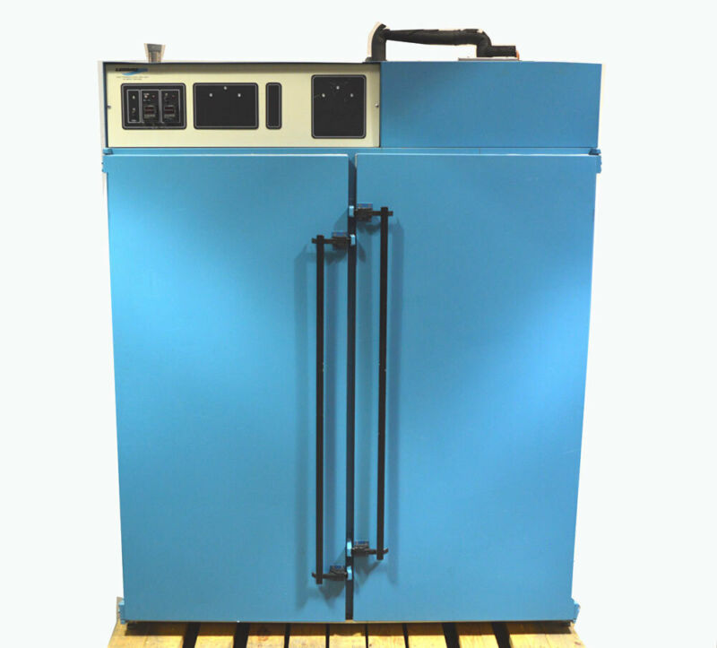 Tenney Lunaire CEO958-3 58-ft3 Environmental Stability Test Chamber Temp/Humid