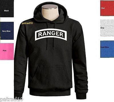 United States Army Ranger Sweatshirt Hoodie SIZES S-3XL