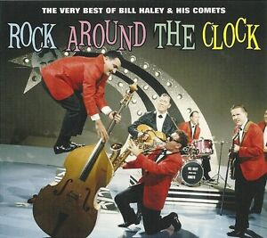 ROCK AROUND THE CLOCK THE VERY BEST OF BILL HALEY & HIS COMETS Inc SHAKY & MORE