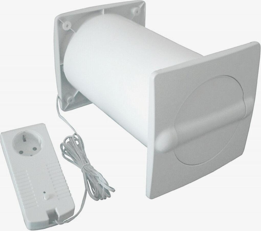 mauerkasten edelstahl air circle aeroboy 125 mm neu. Black Bedroom Furniture Sets. Home Design Ideas