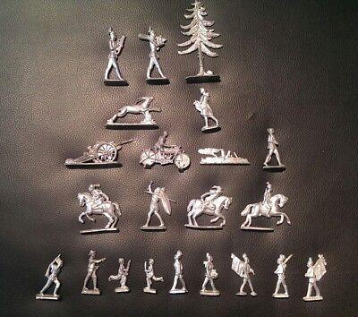 Zinnfiguren Sammlung - diverse Figuren