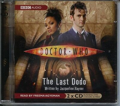 Dr Doctor Who The Last Dodo Audio Cd Mint David Tennant